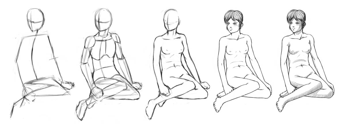 figure drawing ebooks how to draw people - 1222×440